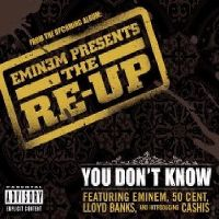 Cover Eminem, 50 Cent & Lloyd Banks introd. Cashis - You Don't Know