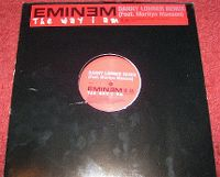 Cover Eminem feat. Marilyn Manson - The Way I Am (Danny Lohner Remix)