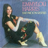 Cover Emmylou Harris - Bad Moon Rising