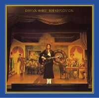 Cover Emmylou Harris - Blue Kentucky Girl