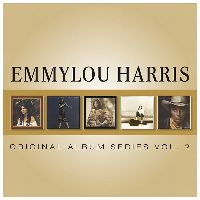 Cover Emmylou Harris - Original Album Series Vol. 2