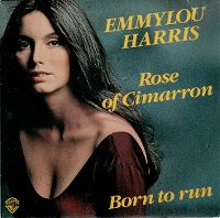 Cover Emmylou Harris - Rose Of Cimarron