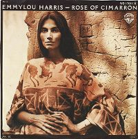 Cover Emmylou Harris - Rose Of Cimarron