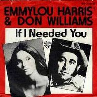 Cover Emmylou Harris & Don Williams - If I Needed You