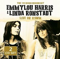 Cover Emmylou Harris & Linda Ronstadt - Live On KSWM