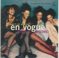 Cover En Vogue - Don't Let Go (Love)