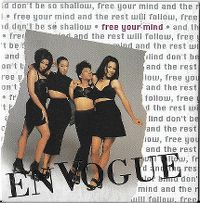 Cover En Vogue - Free Your Mind