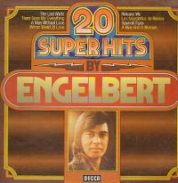 Cover Engelbert - 20 Superhits