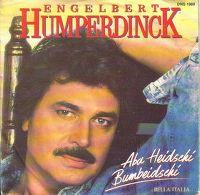 Cover Engelbert - Aba Heidschi Bumbeidschi