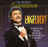 Cover Engelbert - Die grossen Entertainer - The Power Of Love