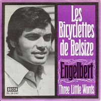 Cover Engelbert - Les bicyclettes de Belsize