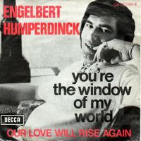 Cover Engelbert - You're The Window Of My World