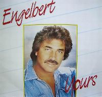 Cover Engelbert - Yours