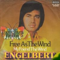 Cover Engelbert Humperdinck - Free As The Wind