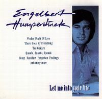 Cover Engelbert Humperdinck - Let Me Into Your Life