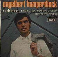 Cover Engelbert Humperdinck - Release Me