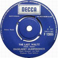 Cover Engelbert Humperdinck - The Last Waltz