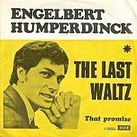 Cover Engelbert Humperdinck - The Last Waltz