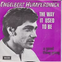 Cover Engelbert Humperdinck - The Way It Used To Be