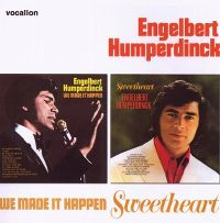 Cover Engelbert Humperdinck - We Made It Happen / Sweetheart