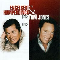 Cover Engelbert Humperdinck & Tom Jones - Back To Back