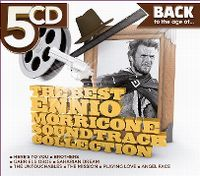 Cover Ennio Morricone - Back To The Age Of... The Best Ennio Morricone Soundtrack Collection