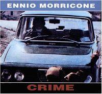 Cover Ennio Morricone - Crime