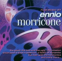Cover Ennio Morricone - Film Music By Ennio Morricone