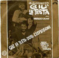 Cover Ennio Morricone - Giù la testa