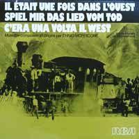 Cover Ennio Morricone - Il était une fois dans l'ouest / Spiel mir das Lied vom Tod / C'era una volta il west