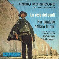 Cover Ennio Morricone - La resa dei conti