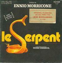 Cover Ennio Morricone - Le serpent