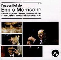Cover Ennio Morricone - L'essentiel de Ennio Morricone