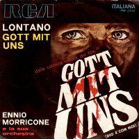 Cover Ennio Morricone - Lontano