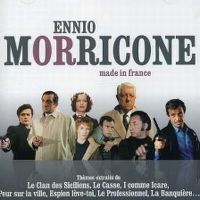 Cover Ennio Morricone - Made In France