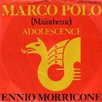 Cover Ennio Morricone - Marco Polo