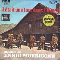 Cover Ennio Morricone - Once Upon A Time In The West / Il était une fois dans l'ouest