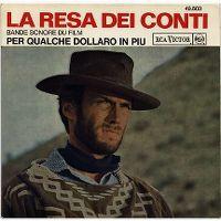 Cover Ennio Morricone - Per qualche dollaro in più