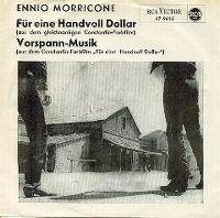 Cover Ennio Morricone - Per un pugno di dollari
