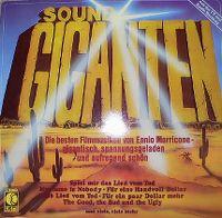 Cover Ennio Morricone - Sound Giganten