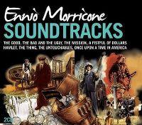 Cover Ennio Morricone - Soundtracks