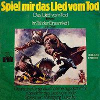 Cover Ennio Morricone - Spiel mir das Lied vom Tod (Jill's Theme)