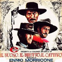 Cover Ennio Morricone - The Good, The Bad And The Ugly