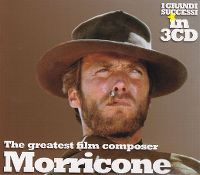 Cover Ennio Morricone - The Greatest Film Composer