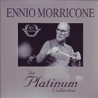 Cover Ennio Morricone - The Platinum Collection