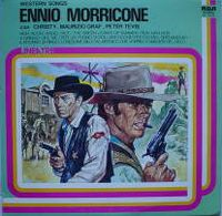 Cover Ennio Morricone - Western Songs
