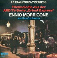 Cover Ennio Morricone And His Orchestra - Le train