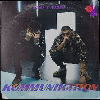 Cover Eno x Nimo - Kommunikation