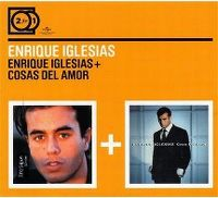 Cover Enrique Iglesias - 2 For 1: Enrique Iglesias / Cosas del amor