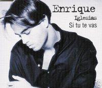 Cover Enrique Iglesias - Si tú te vas